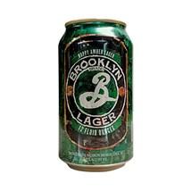 Cerveja Brooklyn Lager Lata 350ml