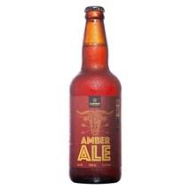 Cerveja Campinas Amber Ale Garrafa 500ml
