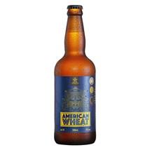 Cerveja Campinas American Wheat Garrafa 500ml