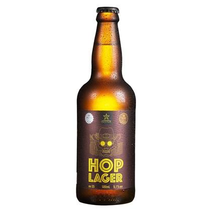 Cerveja Campinas Hop Lager Garrafa 500ml