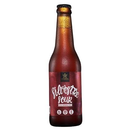 Cerveja Campinas Silvestre Sour Garrafa 355ml