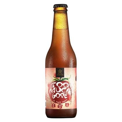 Cerveja Campinas Too Much Gose Garrafa 355ml