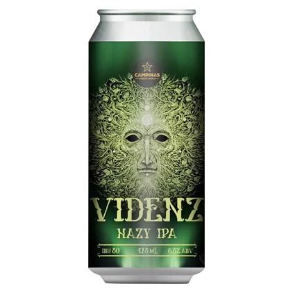 Cerveja Campinas Videnz Hazy IPA Lata 473ml