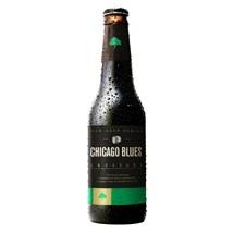 Cerveja Chicago Blues Amburana Garrafa 355ml