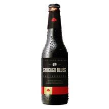 Cerveja Chicago Blues Castanheira Garrafa 355ml
