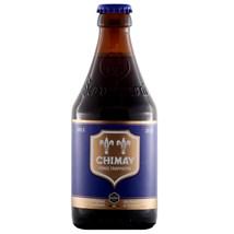 Cerveja Chimay Blue Garrafa 330ml