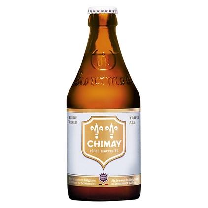 Cerveja Chimay Triple Garrafa 330ml