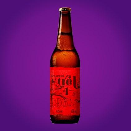 Cerveja Clube 12 - Estreando Com Estrela 600ml