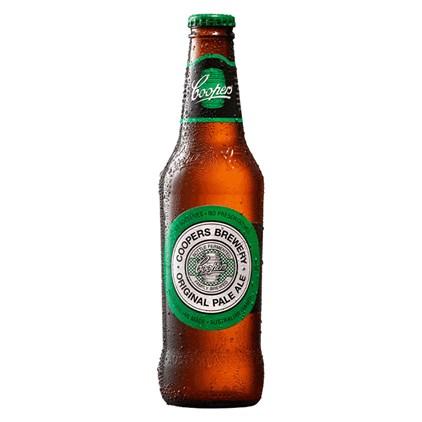 Cerveja Coopers Original Pale Ale Garrafa 375ml