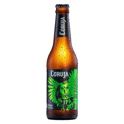 Cerveja Coruja IPA Garrafa 355ml