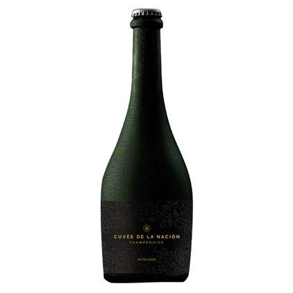 Cerveja Cuvée de la Nación Champenoise Safra 2020 Garrafa 750ml