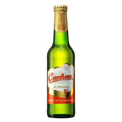 Cerveja Czechvar Garrafa 500ml
