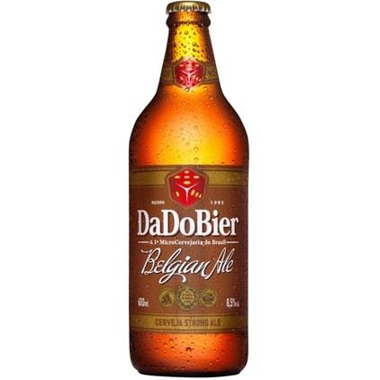 Cerveja Dado Bier Belgian Ale Garrafa 600ml