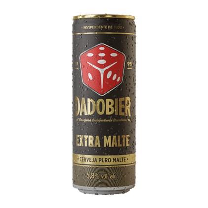 Cerveja Dado Bier Extra Malte Lata 350ml