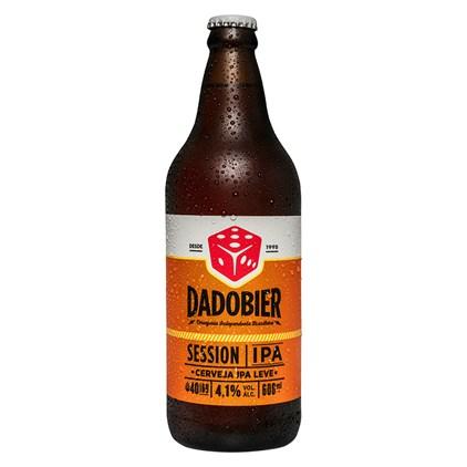 Cerveja Dado Bier Session IPA Garrafa 600ml