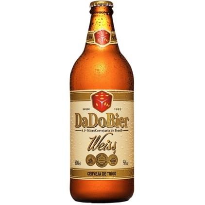 Cerveja Dado Bier Weiss Garrafa 600ml