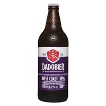 Cerveja Dado Bier West Coast IPA Garrafa 600ml