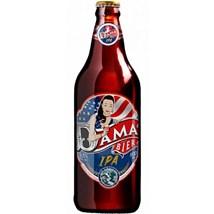 Cerveja Dama Bier IPA Garrafa 600ml