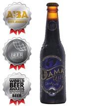 Cerveja Dama Bier Stout Garrafa 355ml