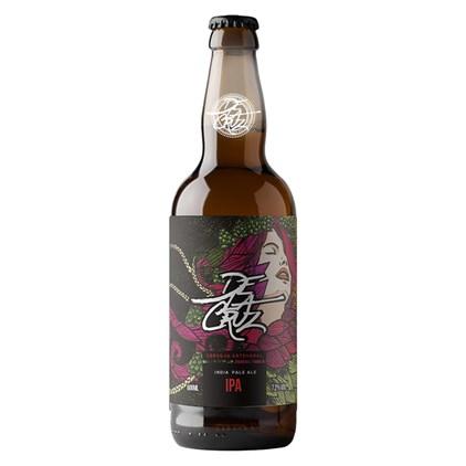 Cerveja Delacruz IPA Garrafa 500ml