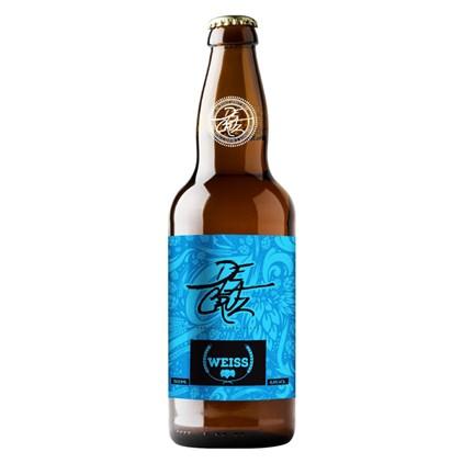 Cerveja Delacruz Weiss Garrafa 500ml