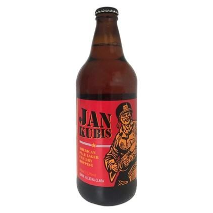 Cerveja DUM Jan Kubis Garrafa 600ml