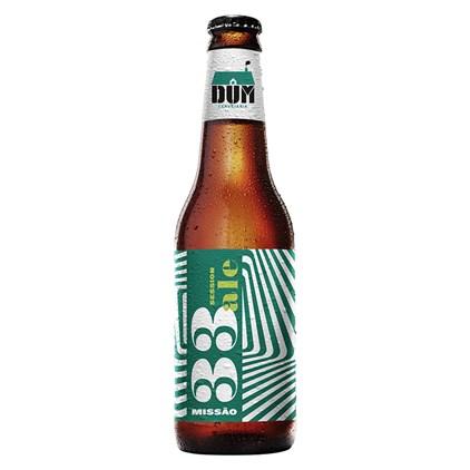 Cerveja DUM Missão 33 Session Ale Garrafa 355ml