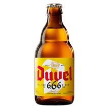 Cerveja Duvel 6,66 Garrafa 330ml