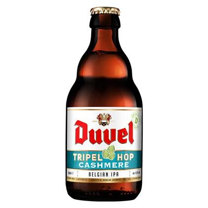 Cerveja Duvel Tripel Hop Cashmere Garrafa 330ml