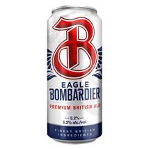 Cerveja Eagle Bombardier Lata 500ml