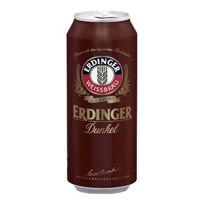 Cerveja Erdinger Dunkel Lata 500ml