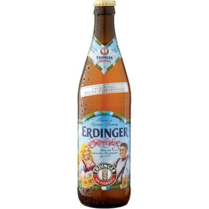 Cerveja Erdinger Oktoberfest Garrafa 500ml