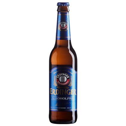 Cerveja Erdinger Sem Álcool Garrafa 330ml