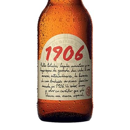 Cerveja Estrella Galicia 1906 Reserva Especial 330ml