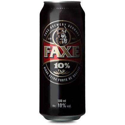 Cerveja Faxe Extra Strong Lata 500ml