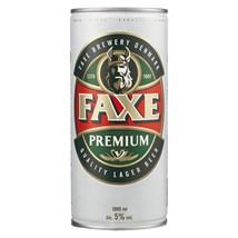 Cerveja Faxe Premium Lata 1 Litro