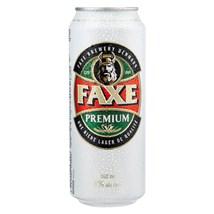 Cerveja Faxe Premium Lata 500ml