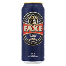 Cerveja Faxe Royal Export Lata 500ml