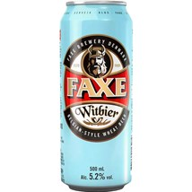 Cerveja Faxe Witbier 500ml