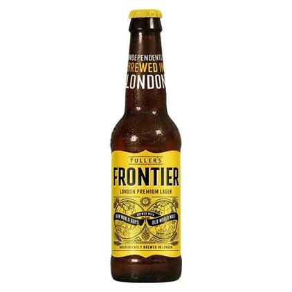 Cerveja Fuller's Frontier Garrafa 330ml