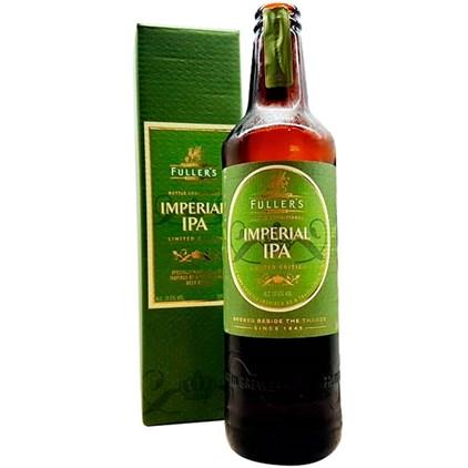 Cerveja Fuller's Imperial IPA Garrafa 500ml