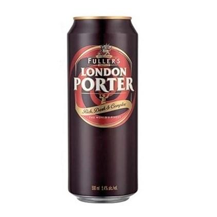 Cerveja Fullers London Porter Lata