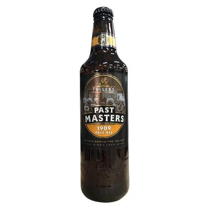 Cerveja Fuller's Past Masters 1909 Garrafa 500ml