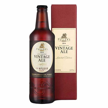 Cerveja Fuller's Vintage Ale 2014