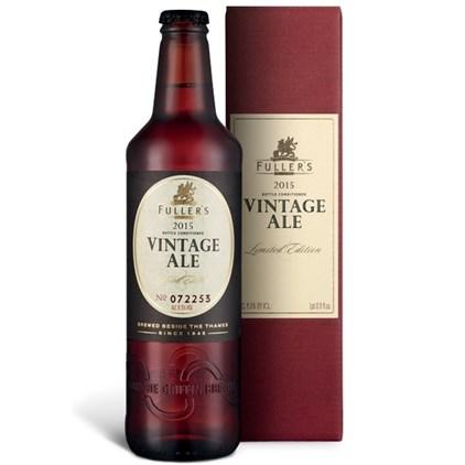 Cerveja Fuller's Vintage Ale 2015 Garrafa 500ml