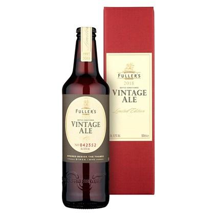 Cerveja Fuller's Vintage Ale 2018 500ml