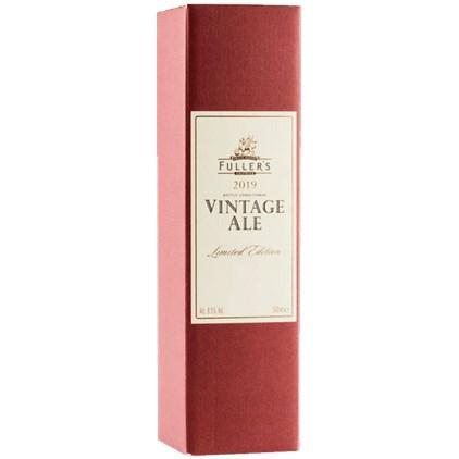 Cerveja Fuller's Vintage Ale 2019 Garrafa 500ml