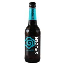 Cerveja Gauden Bier Lager Naturtrübe Garrafa 355ml