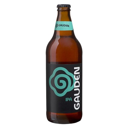 Cerveja GaudenBier IPA Garrafa 600ml