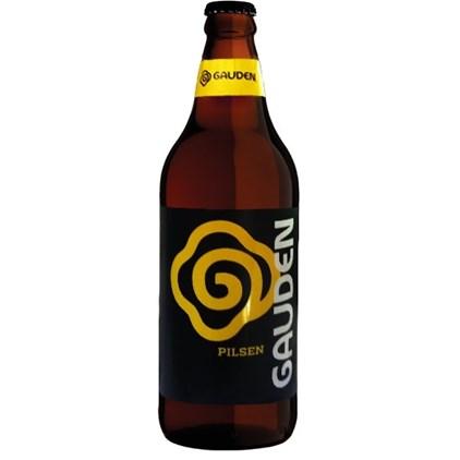 Cerveja GaudenBier Pilsen Garrafa 600ml